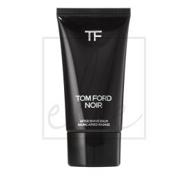 Tom ford men noir after shave balm - 75ml