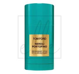 Neroli portofino deodorant stick - 75ml