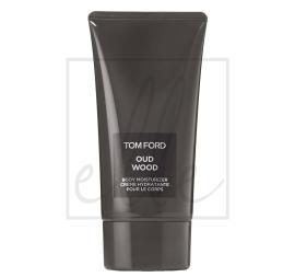Oud wood body moisturizer - 150ml