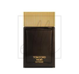 Tom ford noir extreme eau de parfum - 100ml