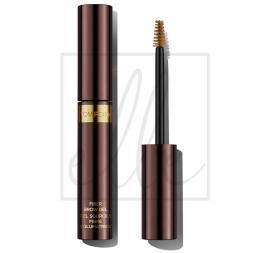 Fiber brow gel - 03 chestnut