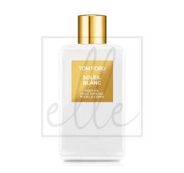 Soleil blanc body oil (no shimmering)  250ml