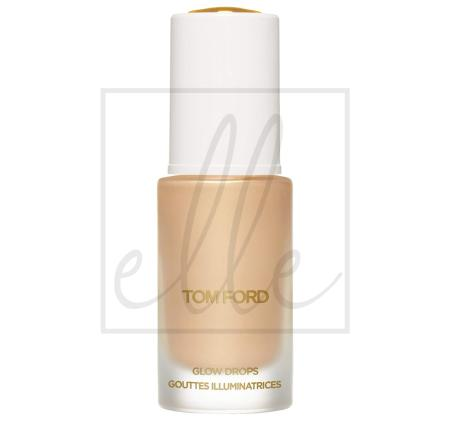 Illuminating powder aura glow drops - 02 liquid sky