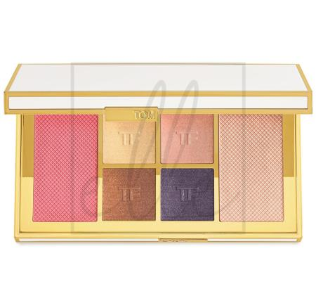 Soleil eye and cheek palette - winter 2018