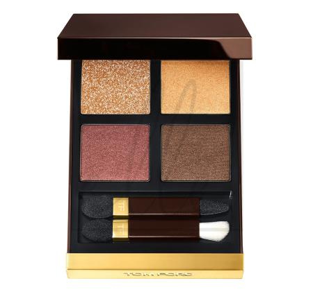 Tom ford eye color quad - leopard sun