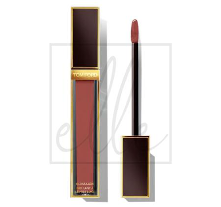Tom ford gloss luxe moisturizing lipgloss - 08 inhibition