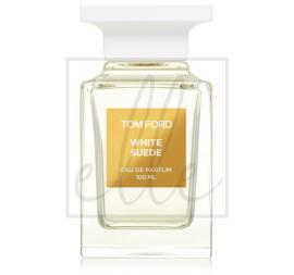 White suede (white musk collection) eau de parfum - 100ml