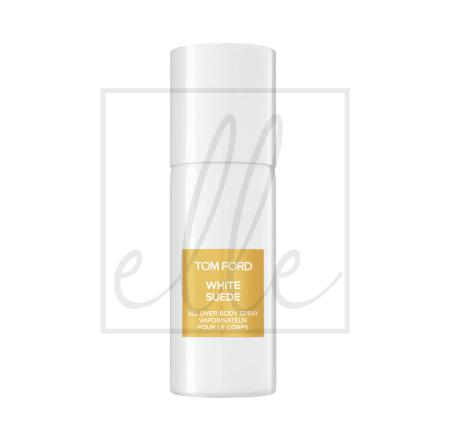 Tom ford white suede all over spay  - 150ml