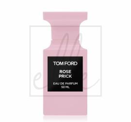 Tom ford rose prick eau de parfum spray - 50ml