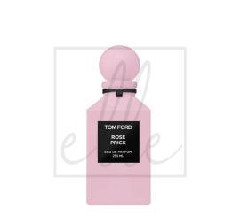 Tom ford rose prick eau de parfum - 250ml