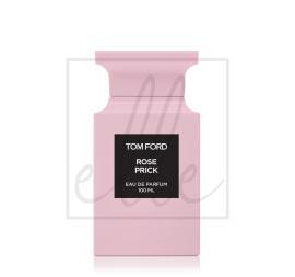 Tom ford rose prick eau de parfum - 100ml