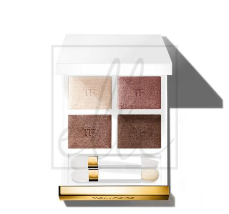 Tom ford soleil eye color quad - 04 first frost